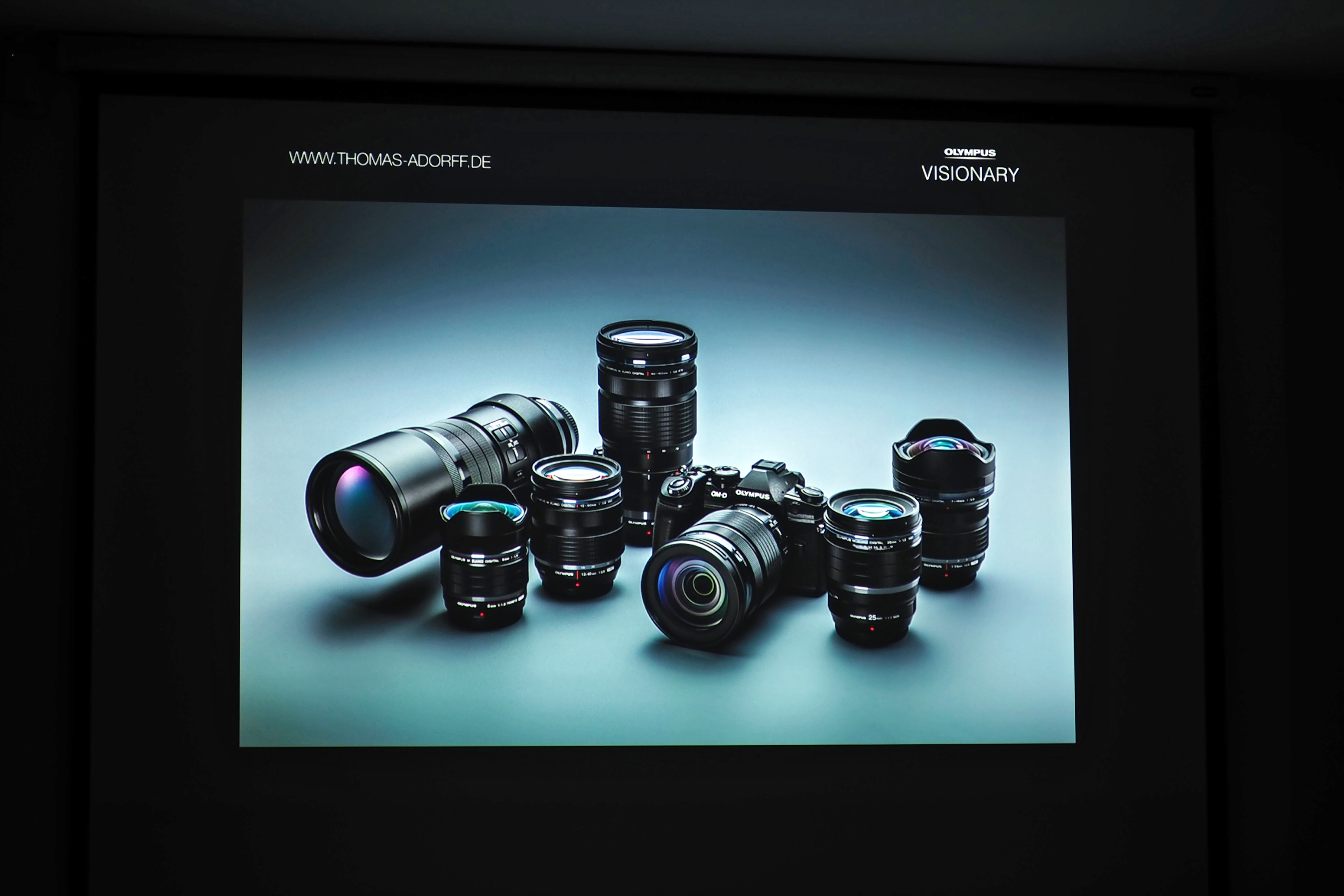 Olympus Workshop